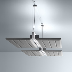 Diade suspension | General lighting | LUCEPLAN
