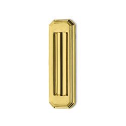Antologhia Pulls | Flush pull handles | COLOMBO DESIGN
