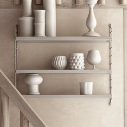 string pocket sand | Shelving | string furniture