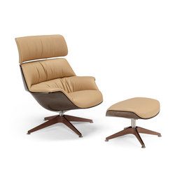 Coach with Ottoman | Lounge chairs | SAINTLUC S.R.L