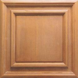 Classic Woodgrain Panel Ceiling Tile | Mineral composite panels | Above View Inc