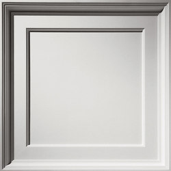 Executive Coffer Ceiling Tile | Mineral composite panels | Above View Inc