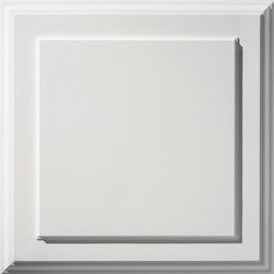 Executive Tegular Ceiling Tile | Compuesto mineral planchas | Above View Inc