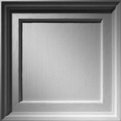 Executive Woodgrain Coffer Ceiling Tile | Compuesto mineral planchas | Above View Inc