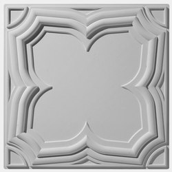 Gothic Tegular Ceiling Tile | Minerale composito pannelli | Above View Inc