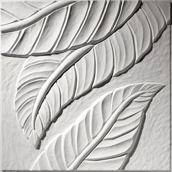Palm Leaf Ceiling Tile | Compuesto mineral planchas | Above View Inc