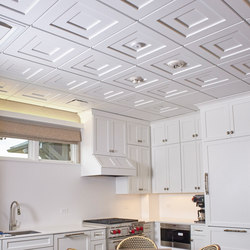 Step Up 1.2.3 for 9/16 Grid Ceiling Tile | Minerale composito pannelli | Above View Inc
