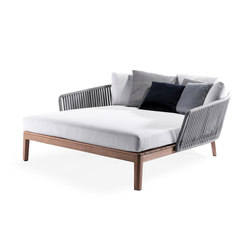 Mood Daybed | Wengé | Sofas | Tribù