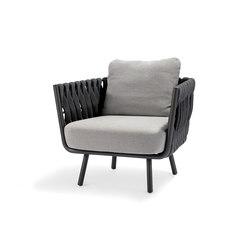 Tosca Clubchair | Garden armchairs | Tribù