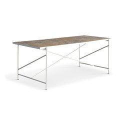 Dining Table 185 White - Colombe d'Or Marble | Dining tables | HANDVÄRK