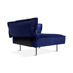 Corner Module - royal blue | Modular seating elements | HANDVÄRK