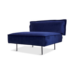Middle Module - royal blue | Modular seating elements | HANDVÄRK
