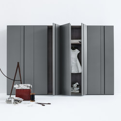 Armadio Naica | Hinged door | Armoires | LEMA