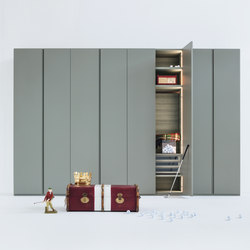 Armadio Text | Hinged door | Cabinets | LEMA