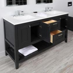 Stile Undercounter Vanity H285 | Armarios lavabo | Lacava