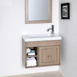 Dimini Undercounter Vanity 5272C | Armarios lavabo | Lacava
