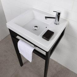 Dimini Undercounter Vanity 5271L | Mobili lavabo | Lacava