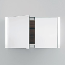 Quattro Zero Mirror cabinet | Wall cabinets | Falper