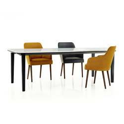 Leslie | Dining tables | Wittmann