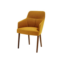 Mono Stuhl | Visitors chairs / Side chairs | Wittmann