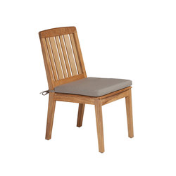 Chesapeake | Dining Side Chair | Garden chairs | Barlow Tyrie