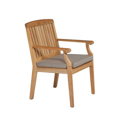 Chesapeake | Dining Armchair | Garden chairs | Barlow Tyrie