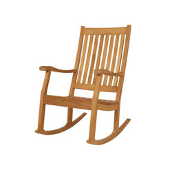 Newport | Rocking Chair | Garden armchairs | Barlow Tyrie