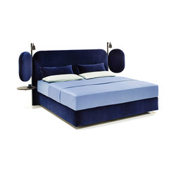 Wings Bed | Testiere di letto | Wittmann