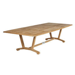 Chesapeake | Dining Table 280 | Dining tables | Barlow Tyrie
