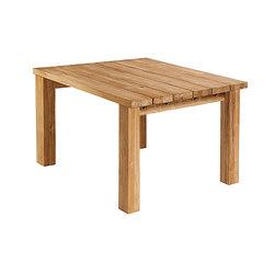 Titan | Dining Table 100 | Mesas de comedor de jardín | Barlow Tyrie