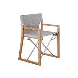 Cosette Armchair | Garden chairs | Unopiù