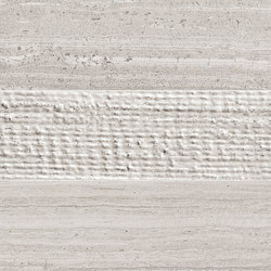 Marstood | Marble 02 | Silver Travertine | 10x60 | Floor tiles | Ceramica Magica