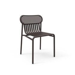 Week-End | Chair | Sedie da giardino | Petite Friture