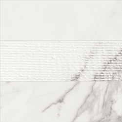 Marstood | Marble 01 | Statuario | 10x60 | Ceramic tiles | TERRATINTA GROUP