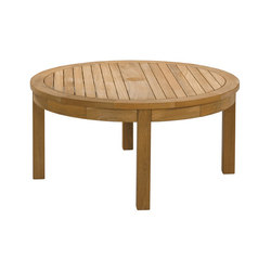 Haven | Conversation Table 100 Round | Coffee tables | Barlow Tyrie
