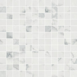 Mosaico 144 Bianco Lunensis JW 12 | Floor tiles | Mirage