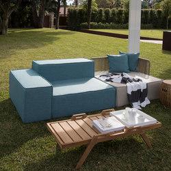 Deauville | Asientos Lounge | Sofás de jardín | Unopiù