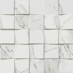 Mosaico 3D Calacatta Reale JW 02 | Ceramic tiles | Mirage