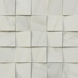 Mosaico 3D Elegant White JW 09 | Ceramic tiles | Mirage