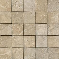 Mosaico 3D Opera Beige JW 10 | Keramik Fliesen | Mirage