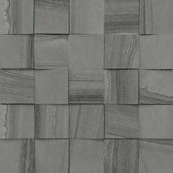 Mosaico 3D Gris Allure JW 08 | Keramik Fliesen | Mirage