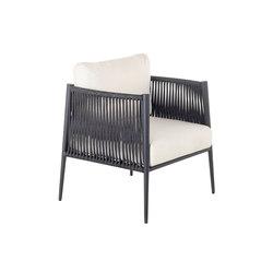 Luce | Armchair | Garden armchairs | Unopiù