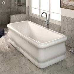 Lirico Bathtub TUB11 | Freistehend | Lacava