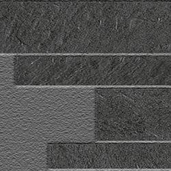 Marstood | Stone 04 | Ossidiana Brick Wall | Piastrelle ceramica | TERRATINTA GROUP