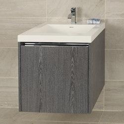 Kubista Undercounter Vanity H261 | Mobili lavabo | Lacava