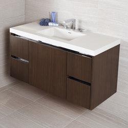 Kubista Undercounter Vanity H264 | Waschtischunterschränke | Lacava