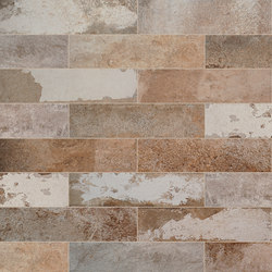 Brick Scraped HM 20 | Carrelage pour sol | Mirage