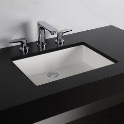 Kubista Undercounter Lavatory H261UN | Wash basins | Lacava