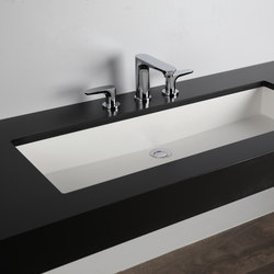 Kubista Undercounter Lavatory H263UN | Wash basins | Lacava