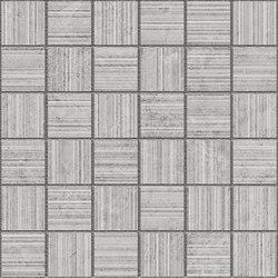Marstood | Stone 05 | Ceppo di Gré Mosaic combed | Mosaïques céramique | TERRATINTA GROUP